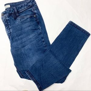 JJill Smooth Fit Slim Ankle Denimn Jean, Size 12.